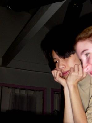 Rebecca Lammons, Josh Wu