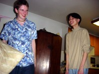 Josh Wu, Matt Mullenweg