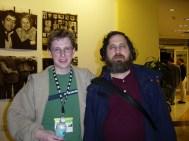 Matt Mullenweg, Richard Stallman1 Comment