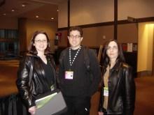 Tantek Çelik, Tanya Rabourn, Carrie Bickner