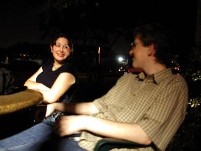 Matt Mullenweg, Sarah Williams