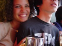Josh Wu, Sarah Clarke