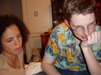 Matt Mullenweg, Sarah Clarke