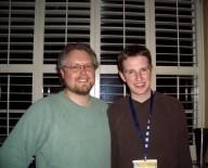 Matt Mullenweg, Brian Alvey