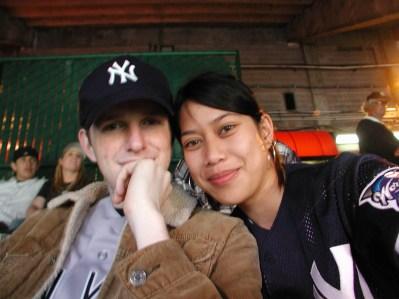 Glenda Bautista, Matt Mullenweg