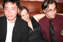Kevin Cheng, Eris Stassi, Jake Appelbaum