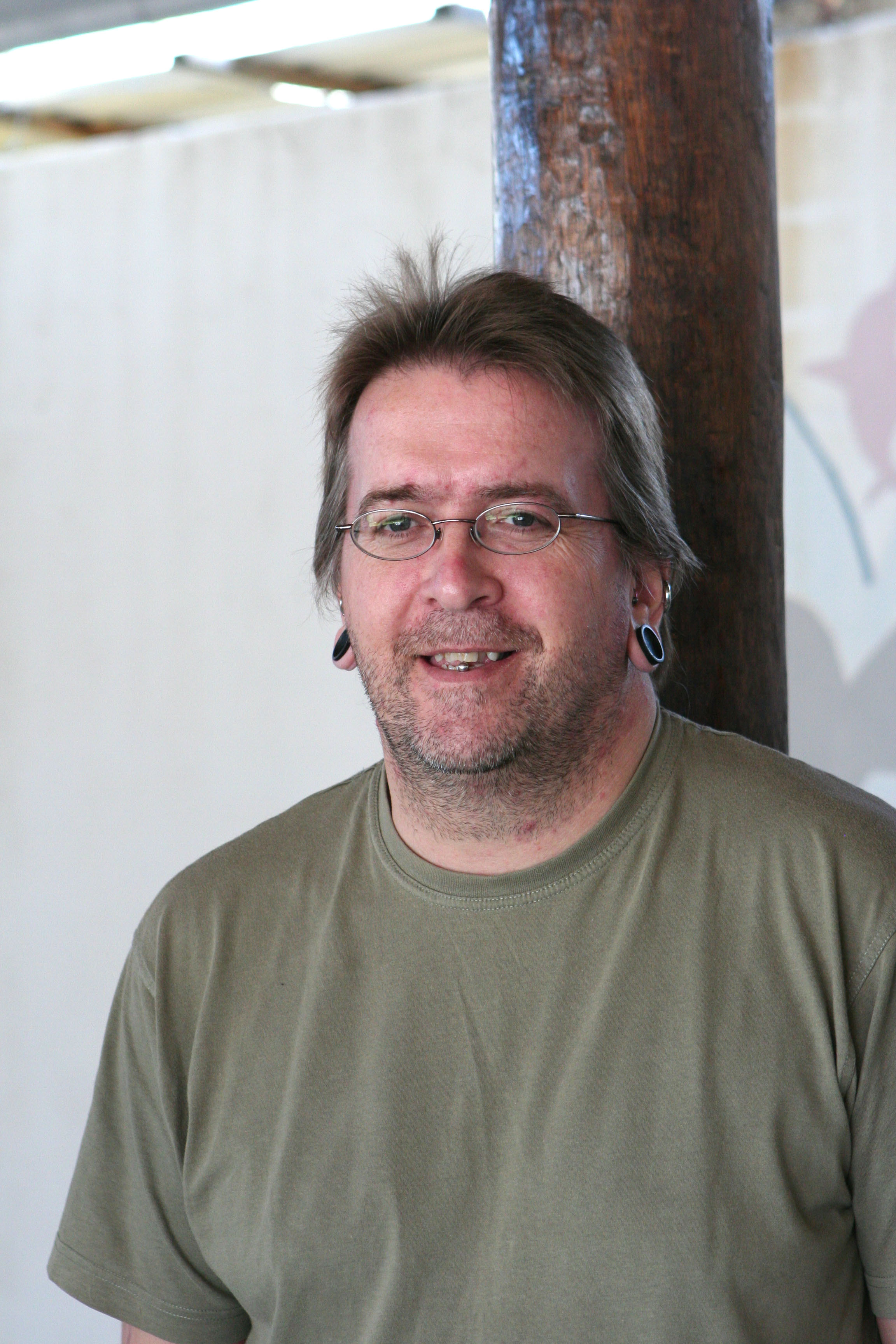 Mark Riley