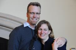 Jeff Veen, Julie Hamwood