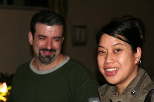Chris Hageney, Glenda Bautista