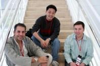 Richard Yoo, Zach Kaplan, Dave Perry