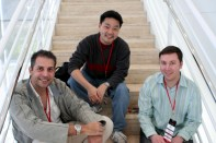 Richard Yoo, Zach Kaplan, Dave Perry