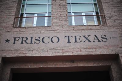 The event was held at the Frisco city hall, an amazing facility