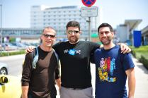 Tim Ferriss, Stelios Petrakis, Stefanos Kofopoulos3 Comments
