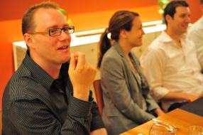 Heather Harde, Raanan Bar-cohen, Bryan Mason
