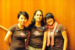Marianne Masculino, Maya Desai, Edith Yeung2 Comments