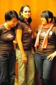 Edith Yeung, Maya Desai, Marianne Masculino