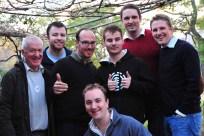 Chris Rawlinson, Dave Duarte, Denham Coote, Graham Knox, Jason Bagley, Matt Mullenweg, Tyler Reed