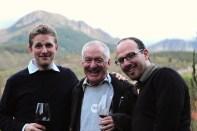 Dave Duarte, Graham Knox, Matt Mullenweg