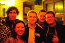 Matt Mullenweg, Janetti Chon, Jan Christe, Nils Wipke, Andy Lenz