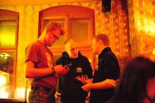 Matt Mullenweg, Robert Pfotenhauer, Olaf Baumann