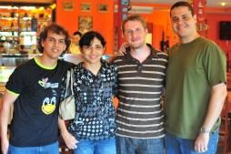 Gustavo Guanabara, Kauê Linden