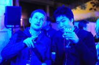 Matt Mullenweg, Kevin Cheng