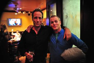 Tim Ferriss, Mike Rowe