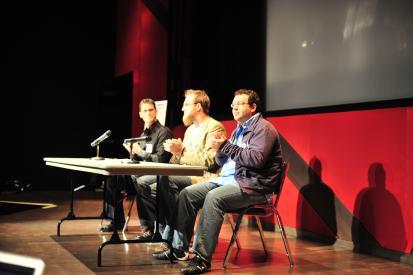 Brian Warren, Jeremy Harrington, Kevin Menzie
