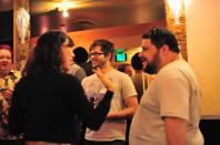 Danny Newman, Micah Baldwin, Todd Huish