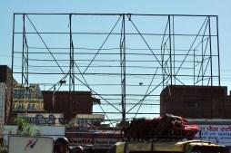 Monkeys on scaffolding2 Comments