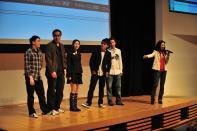 Alex Tam, Ivan So, Jay Kwong, Leon Ho, Nat King