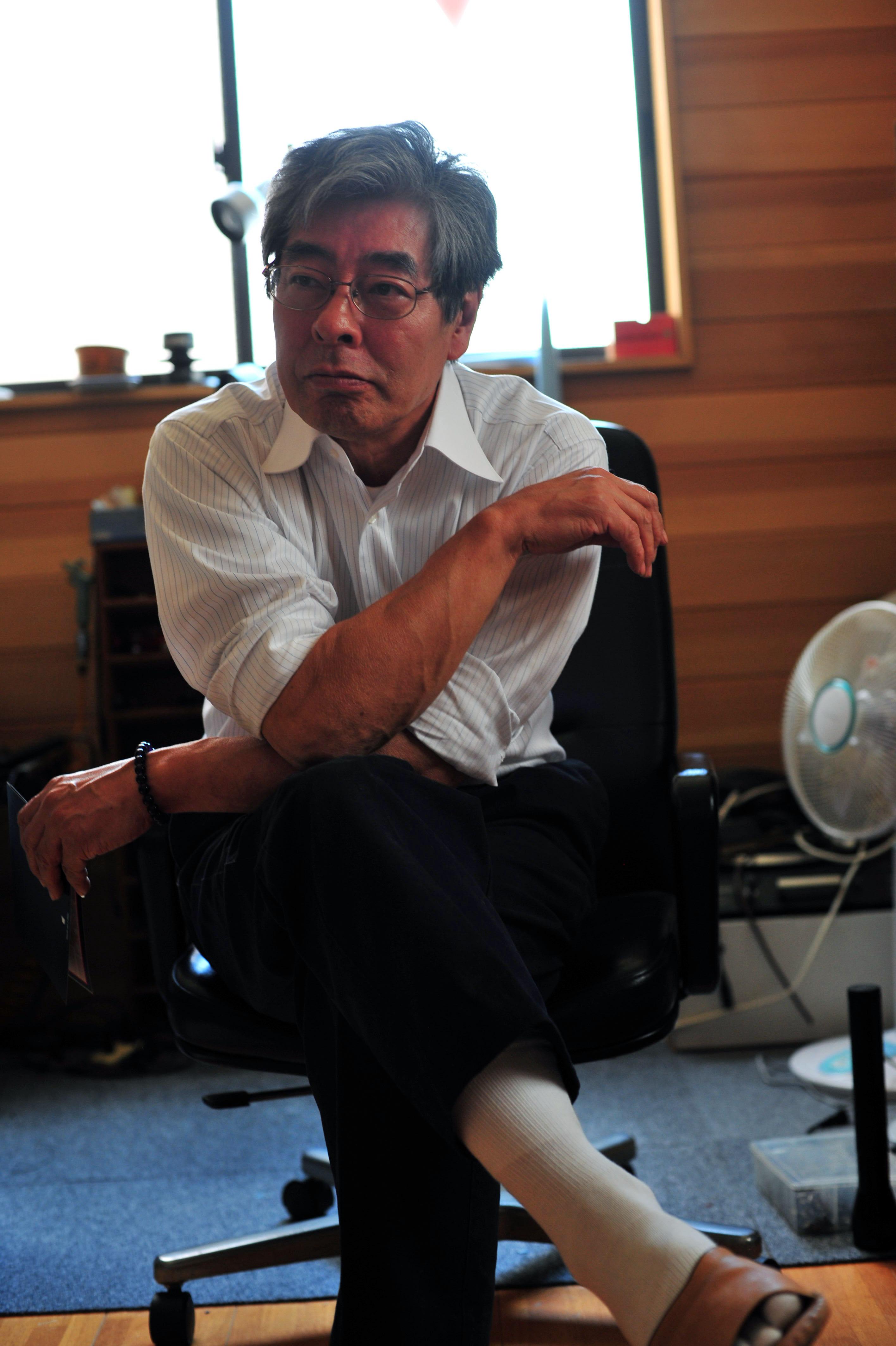 Ken Shindo