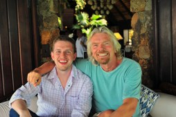 Matt Mullenweg, Richard Branson10 Comments