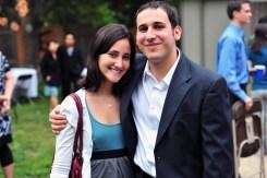 Laura Rosenberg, Drew Finkel