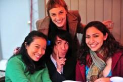 Cathryn Ibarra, Ann Kuo, Lyndsay Bloom, Bao Vo