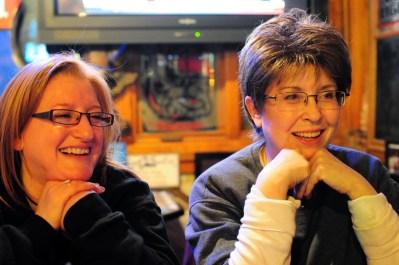 Sue Scott, Debi Scott