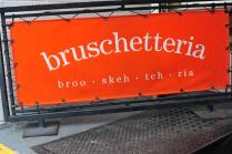 Bruschetteria1 Comment