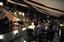 Restaurant/bar upstairs at Swissotel