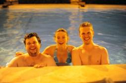 Ryan Markel, Hanni Ross, Matt Mullenweg