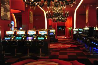 Casino in Monte Carlo Bay hotel