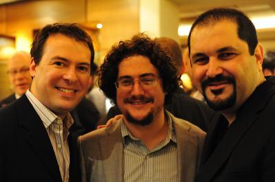Ethan Beard, Joe Green, Shervin Pishevar