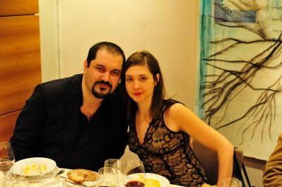 Shervin Pishevar, Alexia Tsotsis