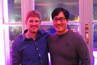Chang Kim, Matt Mullenweg