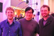 Chang Kim, Matt Mullenweg, Toni Schneider