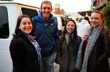 Rose Goldman, Nick Momrik, Erica Johnson, Tiffney Quinn