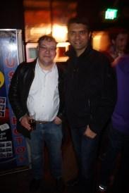 Kevin Marks, Bhanu Sharma