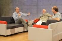 Stephen Wolfram, Richard Saul Wurman, Danny Hillis