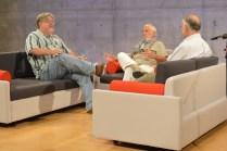 Matt Groening, Richard Saul Wurman, David Brooks