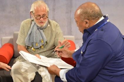 Richard Saul Wurman, Quincy Jones