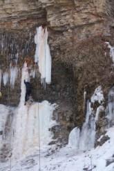 Tiffany Falls Ice 2